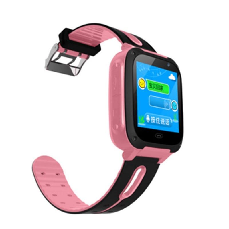 Children's Watches Kids Smartwatch Children Phone Smart Watch Two Way Call Camera Touch Screen Children's Watches