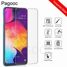 Szkło hartowane dla Samsung Galaxy A50 A30 A20E A40S M30 M20 M10 ochraniacz ekranu szkło na 10 20 40 60 70 80 90 folia ochronna