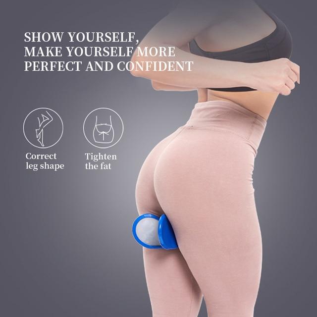 $ US $17.98 Buttocks repair device beauty training tool postpartum hip rehabilitation training device yoga massage fat elimination
