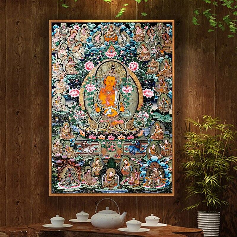 Toile bouddhiste jolie et pas cher | OkO-OkO