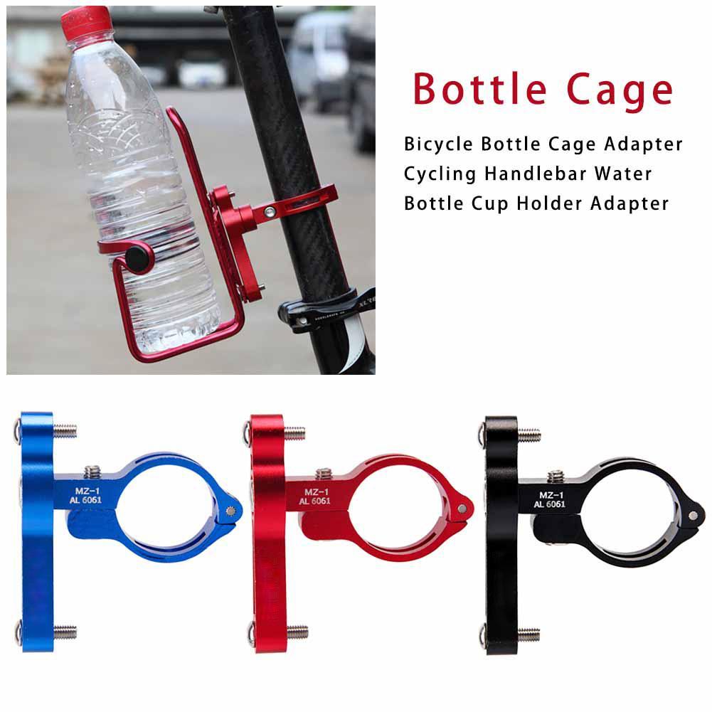 1 × Bottle Holder Water Bottle Holder Bike Drink Holder Bike Can Holder New