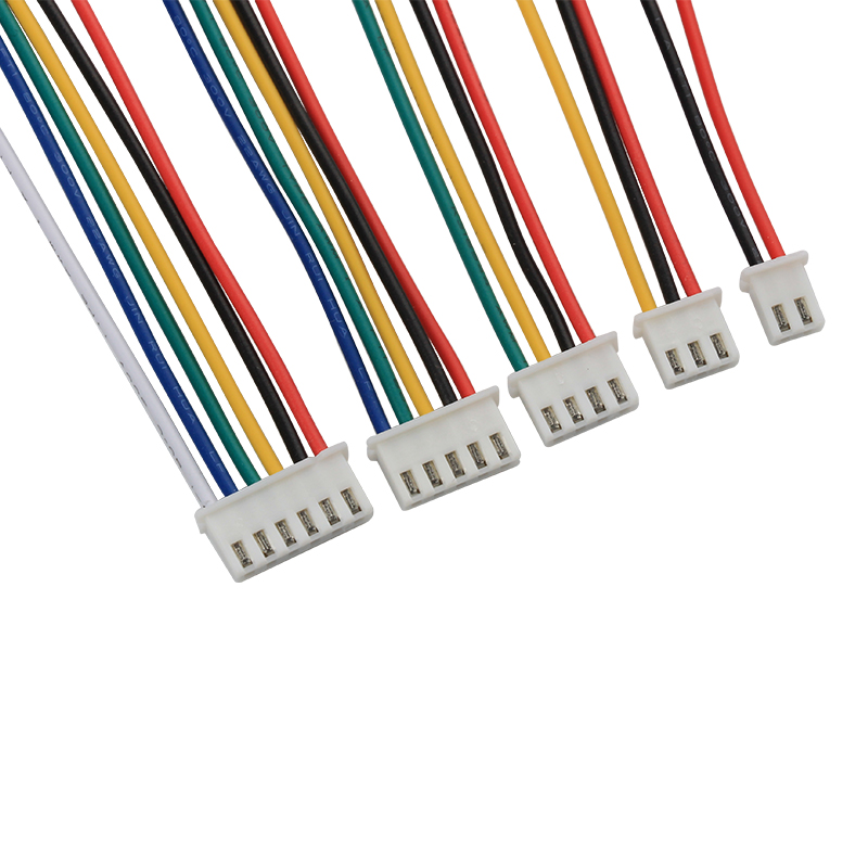 5Pcs 2/3/4/5/6Pin LiPo Battery Balance Charger Plug Line/Wire/Connector 22AWG 100mm Balancer Cable