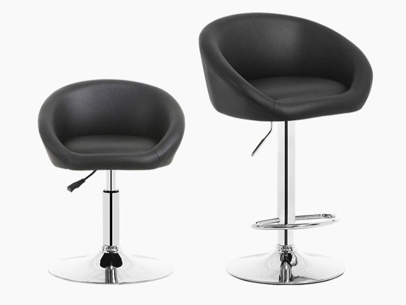 Bar Stool Lift Rotating Front Desk Chair Modern Minimalist Bar Chair Home High Stool Bar Stool Stool