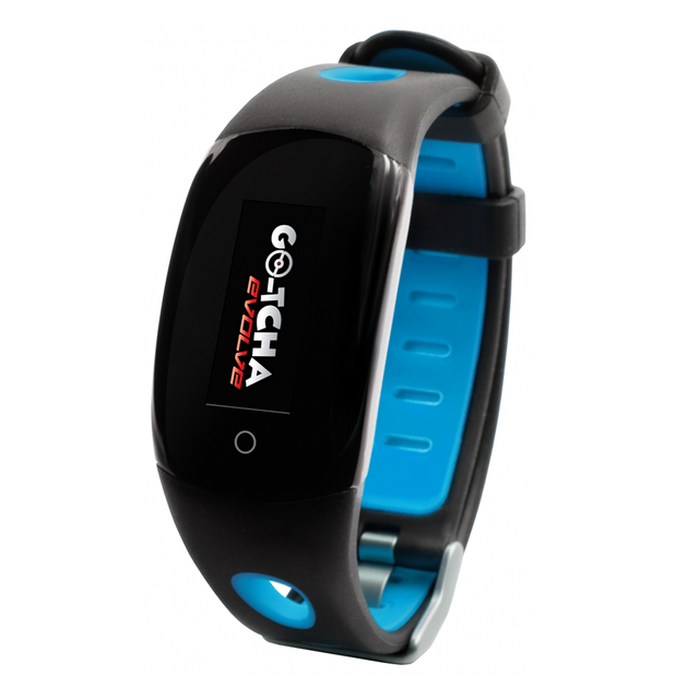 Datel Go Tcha Evolve Smart Watch Bracelet Wristband for Pokemon Go Plus Pocket Auto Catch for Bluetooth for IOS12/Android8.0