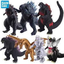 24 estilo bandai gojira godzilla 15cm-25cm pvc figura de ação collectible modelo brinquedo colecionável presente das crianças