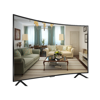 TV 55 inches ENGLAON UA550SF 4K Smart TV Android 7,0 DVB-T2 curved LED TV sTelevision 1