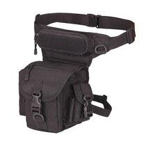 ยุทธวิธีเอวกระเป๋าDropขาถุงFannyตั้งแคมป์เดินป่าTrekkingทหารอานNylon Multi Functionแพ็คXA618WA