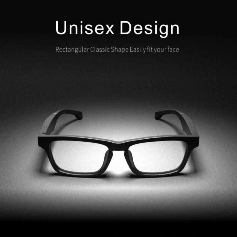 2020 haut de gamme lunettes intelligentes sans fil Bluetooth mains libres appel Audio oreille ouverte Anti-lumière bleue lentilles lunettes de soleil intelligentes!