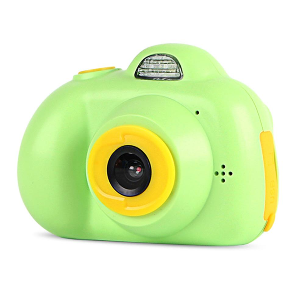 Kids Mini SD Card Electronic Cameras Toy Children Mini Digital 2.0 Inches Fixed Lens 100 Degree Photo Camera Educational Toy