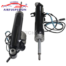 Pair Rear Air Suspension Shock Absorber Strut For BMW X5 E70 with Sensor 37126788765 37126788766 37116794532 37116794531