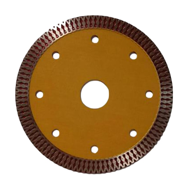 Hot Pressed Sintered Diamond Mesh Saw Blade Cutting Marble Tile Granite Ceramic Cutting Saw Blade Cutting Disc Home Garden Tools