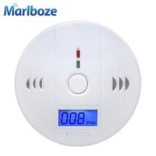 Alarm-Detector Co-Gas-Sensor Carbon-Monoxide Home-Security Photoelectric Poisoning LCD