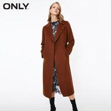 NUR frauen herbst neue wolle doppel doppelseitigen woll mantel