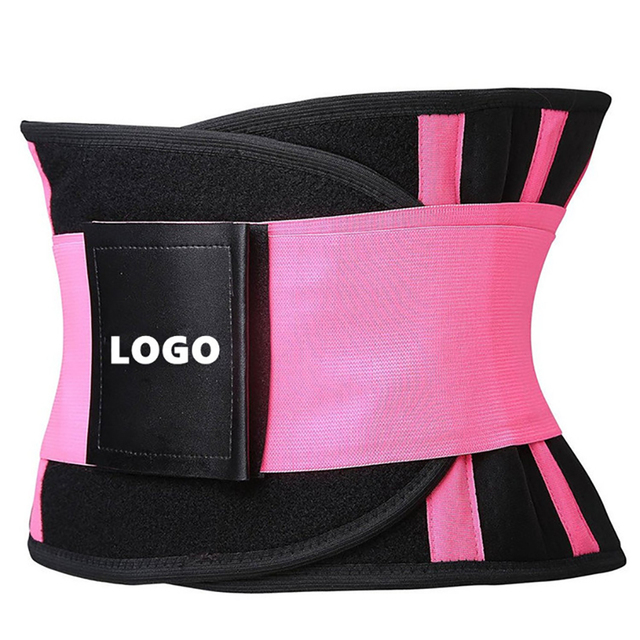 Carego Womens Shaper Unisex Waist Cincher Trimmer Tummy Slimming Belt Body Shapers Latex Waist Trainer Woman Postpartum Corset 1