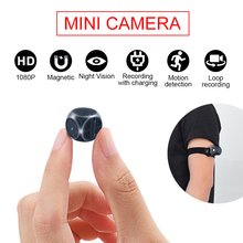 MD21A 1080P Mini Kamera HD Micro Stimme Comrecorders Cam Infrarot Nachtsicht Aufnahme Clip DV Camcorder PC USB Kamera WEB CAM