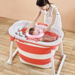 Портативная Складная Ванна для взрослых, Детская ванна, домашняя большая Складная Ванна для душа, Складная Ванна для взрослых
