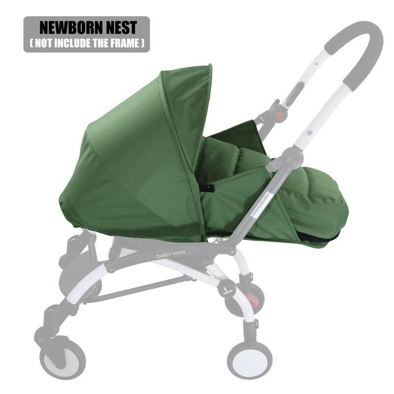 ทารกแรกเกิด Nest รถเข็นเด็กตะกร้านอนสำหรับ Babyzen YOYO Yoya Babyyoya Baby Throne Sleep กระเป๋าคลอด Nest รถเข็นเด็กอุปกรณ์เสริม-ใน อุปกรณ์เสริมรถเข็นเด็ก จาก แม่และเด็ก บน AliExpress - 11.11_สิบเอ็ด สิบเอ็ดวันคนโสด 1