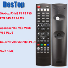 Afstandsbediening Voor Original Skybox Openbox V8S Plus Solovox V6S,V8S Plus Satellietontvanger(China)