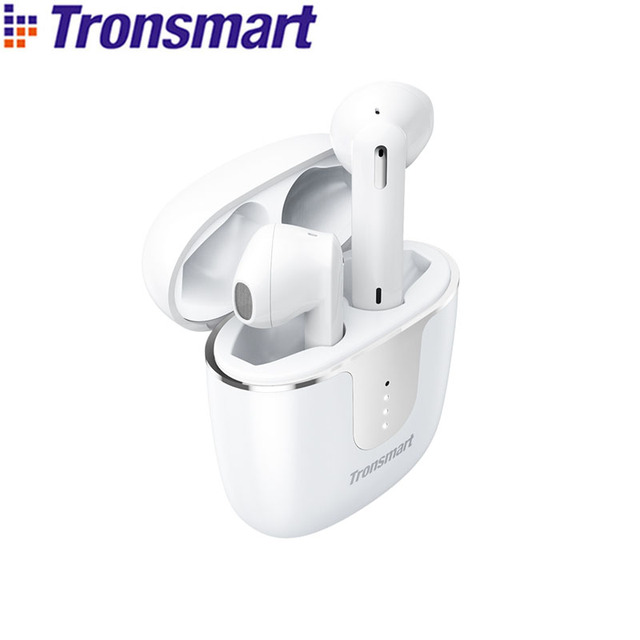Tronsmart Onyx Ace TWS Bluetooth 5.0 Earphones Qualcomm aptX Wireless Earbuds Noise Cancellation with 4 Microphones,24H Playtime 1