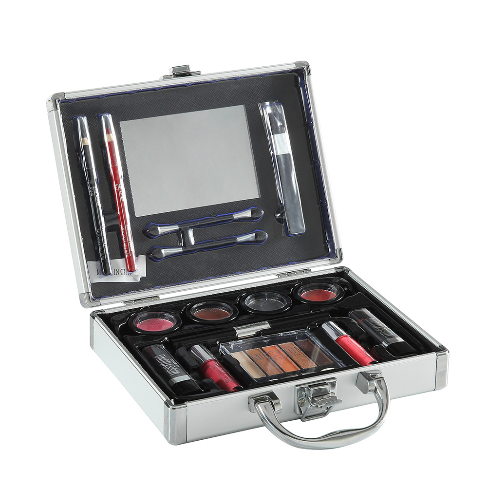 Makeup Set Box Professional Makeup Full Suitcase Makeup Kit Lipstick Makeup Brushes Set Of Cosmetic For Makeup Eyeshadow Palette