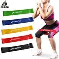 Эластичные ленты FDBRO 5 уровня, резиновые петли, латексные ленты для йоги, тренажерного зала, силовых тренировок, спортивные резиновые ленты, ...