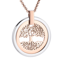 A very popular  of life tree necklace abroad, although it can not be used for ash, but free lettering can also be commemorat pearson а how hard can it be