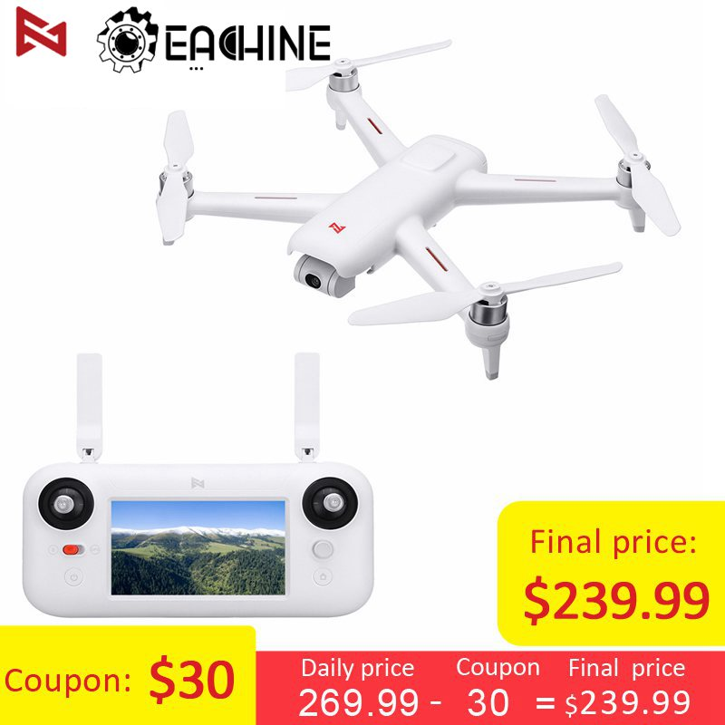 InStock FIMI A3 5.8G GPS Drone 1KM FPV 25 Minutes With 2-axis Gimbal 1080P Camera RC Quadcopter RTF Racing Models