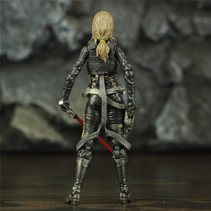 """Image 4 - SW 6"""" Jaina Sol Legends Action Figure The Black Series Toy Doll Model Collectable"""