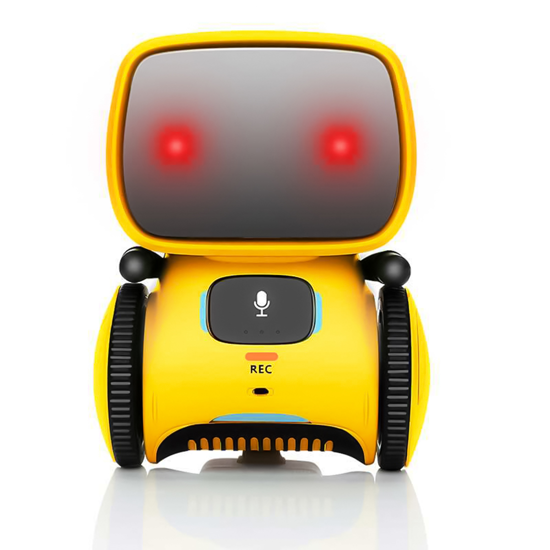 Deal'Robot Voice-Recognition-Robot Voice-Loop Intelligent with Acoustic Singing-Touch SensitiveŽ