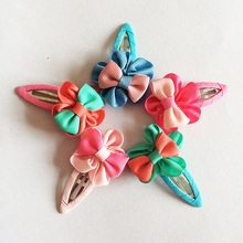 1Pcs/lot Hairpins Butterfly Flower Clamp kids Kids Hair Clip Headband Bow Accessories Wholesale Crown