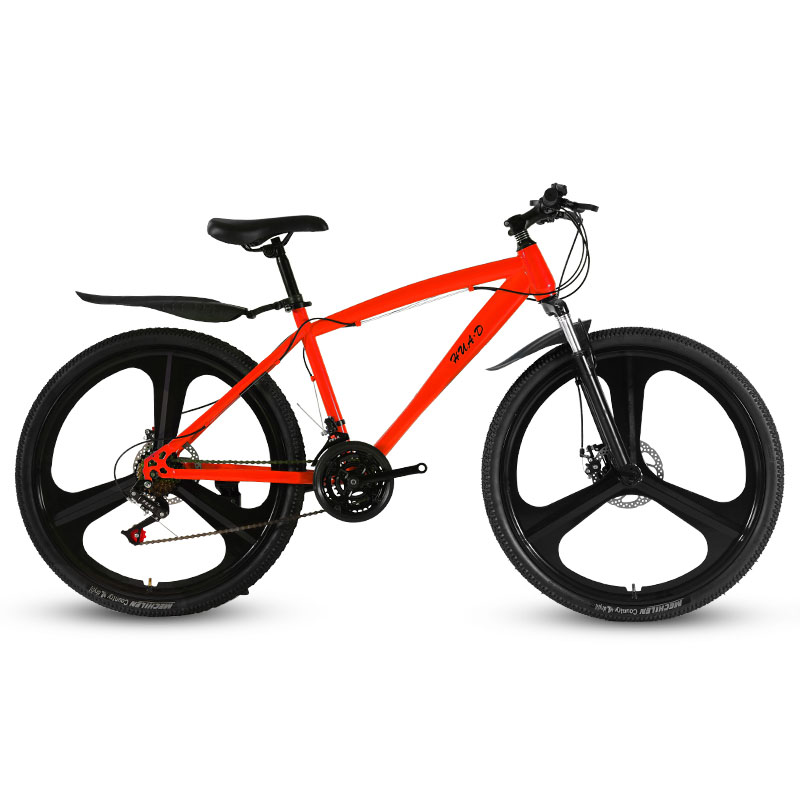Mountain Bike Bicycle 30 Speed 26 Inch 3 Knife Student Youth Adult Shock Off Road Racing One Wheel 2019 New