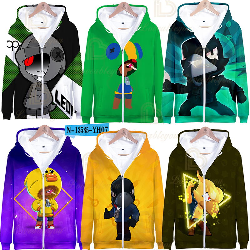 2 To 13 Years Shooting Game 3d Print Clothing Children Kids Boys Girls Hoodies Sweatshirt Outerwear Child Hoodie Sweatshirts