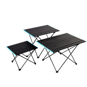 Outdoor camping furniture. Aluminum alloy folding outdoor picnic table portable lightweight folding table picnic table giantex portable outdoor furniture set table 4 chairs set garden camp beach picnic folding table set with carrying bag op3381re