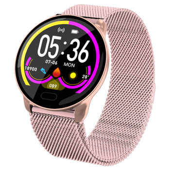 K9 Smart Watch Men Waterproof Bluetooth Pedometer Heart Rate Monitor SmartWatch Women Clock Sports Fitness Watch for Android IOS image