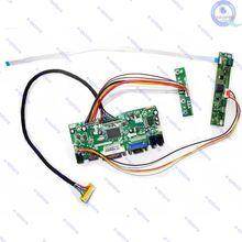 E qstore: convertir reutilizar Lcd LM215WF4 TLA1 LM215WF4(TL)(A1) Panel Lvds Led controlador de convertidor Placa de controlador de Monitor, Kit de bricolaje,