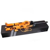 2020 FOX Factory Series 32 FLOAT SC Step Cast Kashima 29 inch 100mm FIT4 1.5 Tapered BOOST 110x15mm Remote Handlebar Lock Orange