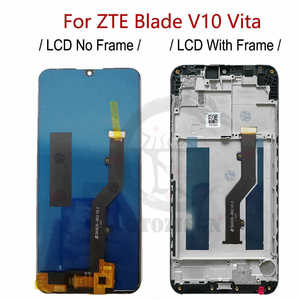 Image 2 - New LCD For ZTE Blade V10 / V10 Vita LCD Display Screen Touch Panel Sensor Digitizer Assembly Replacement V10vita Display Tools
