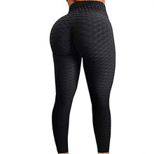 Leggings Push Up vetement femme Legging Anti Cellulite Fitness noir Leggins Sexy taille haute Legins entraînement grande taille jegging(China)