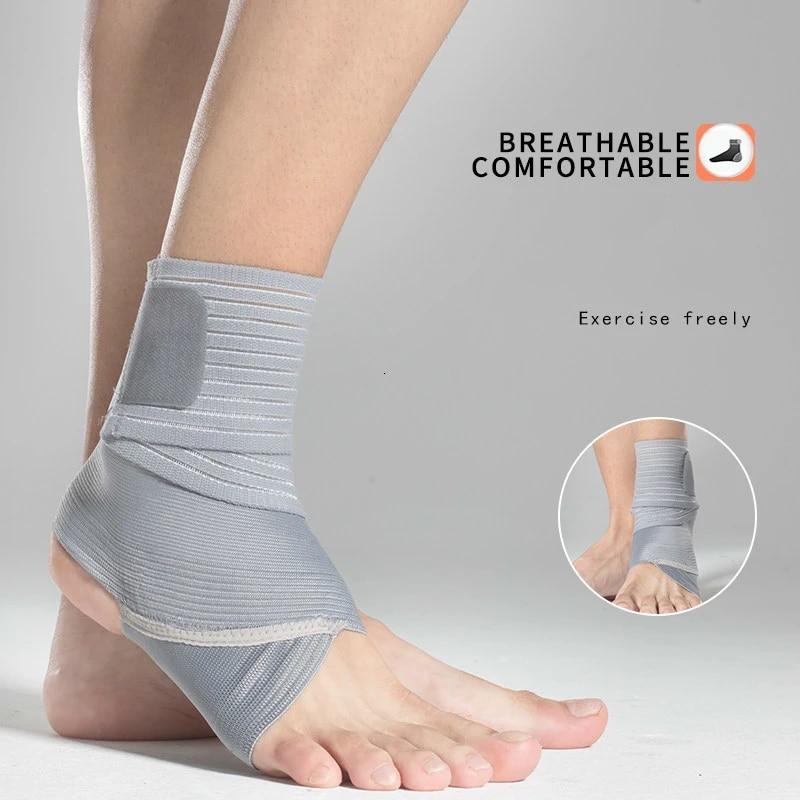 Borstu ankle bandage foot bandage ankle bandage professional ankle support breathable ankle protection sports protection equipment