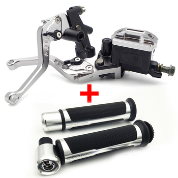 FOR BMW f650 BMW c600 sport Honda xadv 750 Suzuki burgman 125 Motorcycle brake clutch handlebar kit replace accessories