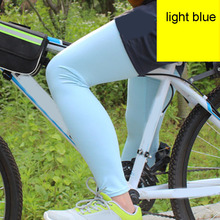 1Pcs Breathable Quick Dry UV Protection Running Leg  Sleeves Basketball Legwarmers Fitness Sports Cycling Warmers