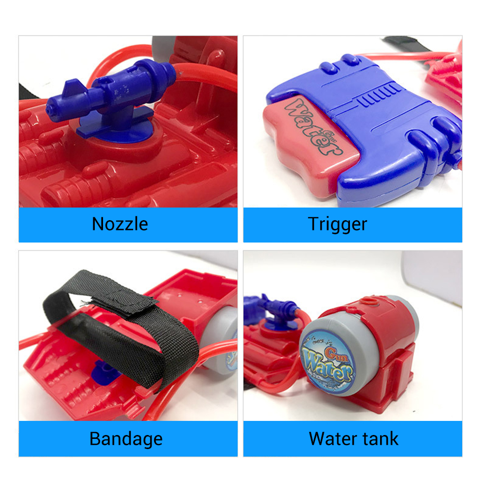 cheapest Plastic Trijicon ACOG telescope for Water Gel ball Blaster NERF Decoration Just For Exterior Decor
