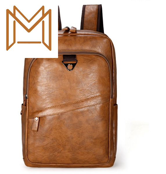 Style Man Both Shoulders Package Capacity Business Affairs Leisure Time Backpack Travelling Bag Expert
