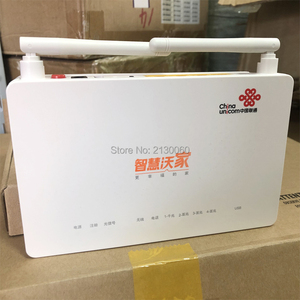 Image 5 - 2019 New GPON ONU ZTE F677 Fiber Optic Router 3FE+1GE+1Tel+USB+Wifi 100% New same function as ZTE F663N