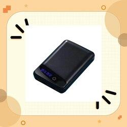 3 sztuk 18650 akumulator etui z ładowarką etui na powerbank pudełko DIY 3 porty USB Części i akcesoria do powerbanków Telefony komórkowe i telekomunikacja -