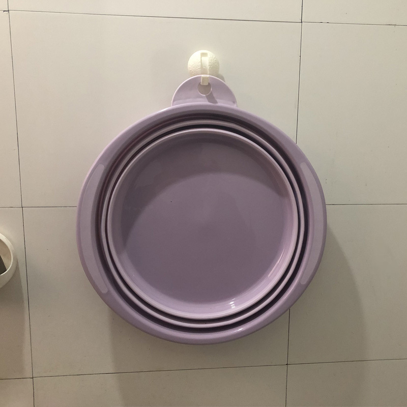 Collapsible Basin