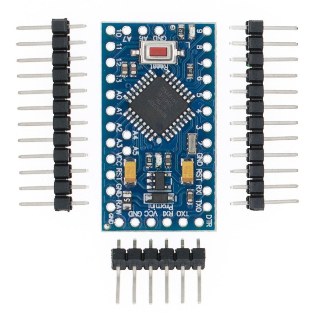 С Загрузчиком Pro Mini ATMEGA328P 328 Mini ATMEGA328 5 В/16 МГц 3,3 В/8 МГц для arduino