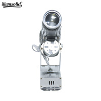 Mini logo display Advertising light gobo projector led 25w for Club bar store