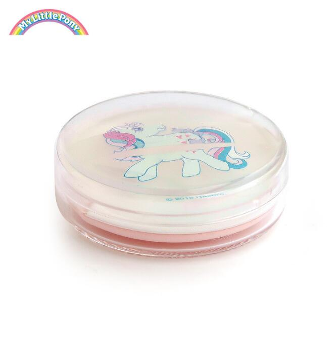 Genuine My Little Pony Kids Women Beauty Facial Face Body Powder Puff Cosmetic Makeup Foundation Soft Sponge Girl Lady Gift