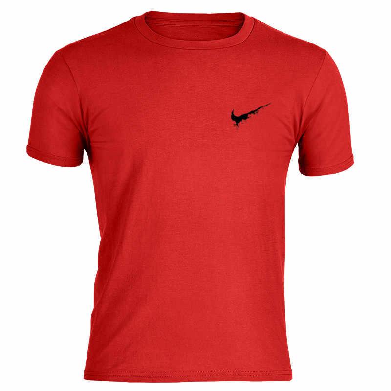 Футболка мужская Ashions Мужская s 100% чистый хлопок Мода 2019 Personalizado одежда обычная футболка хлопковая Футболка Превосходное качество логотип